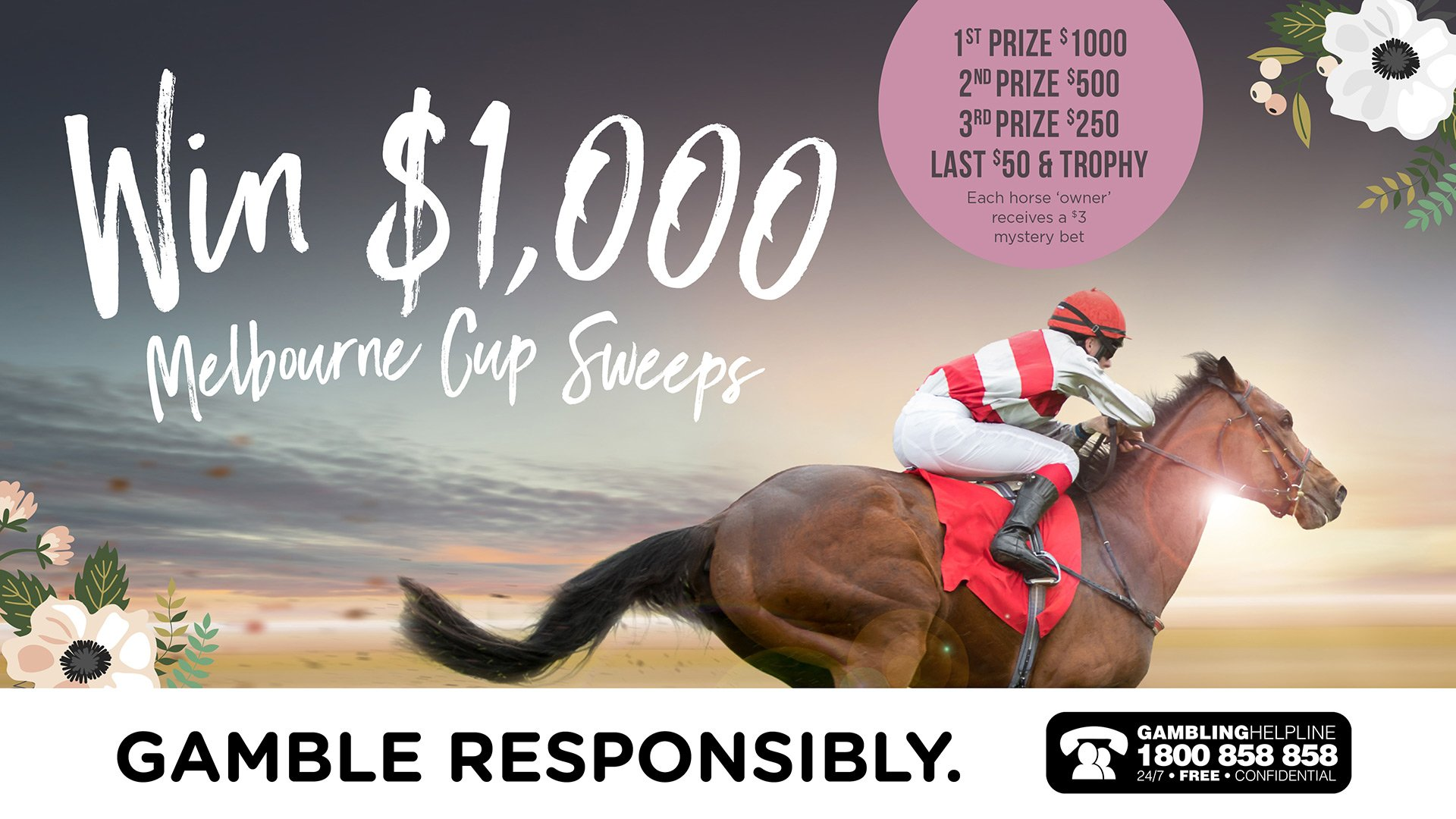 Melbourne Cup Sweeps